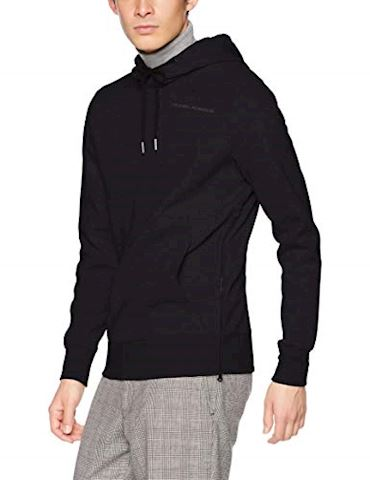 Under Armour Men's UA Pursuit Microthread Pullover Hoodie Image 3