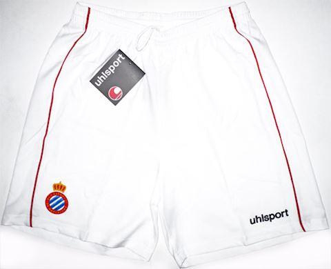 uhlsport Espanyol Mens Away Shorts 2008/09 Image