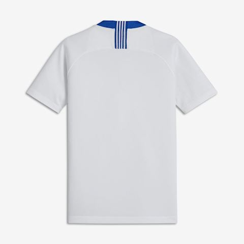 Nike Greece Kids SS Home Shirt 2018 Image 2