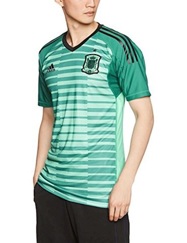 adidas Spain Mens LS Goalkeeper Home Shirt 2018