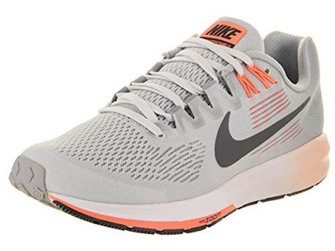 Nike Air Zoom Structure 21 Women's Running Shoe - Grey Image