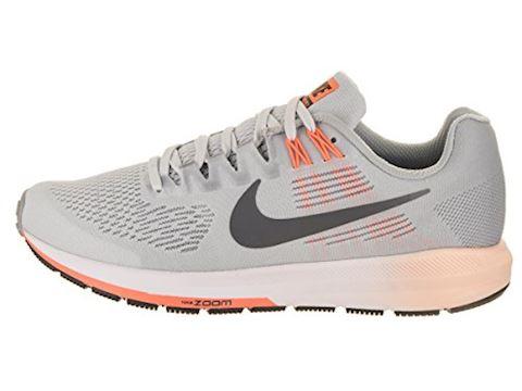 Nike Air Zoom Structure 21 Women's Running Shoe - Grey Image 2