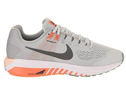 Nike Air Zoom Structure 21 Women's Running Shoe - Grey Image 5
