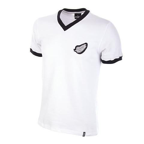New Zealand Mens SS Home Shirt 1982 Image