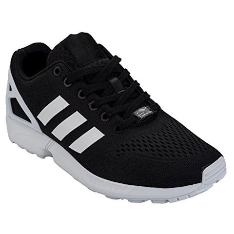 adidas  ZX FLUX EM  women's Shoes (Trainers) in black Image 12
