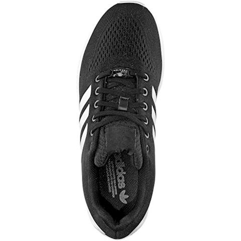 adidas  ZX FLUX EM  women's Shoes (Trainers) in black Image 18