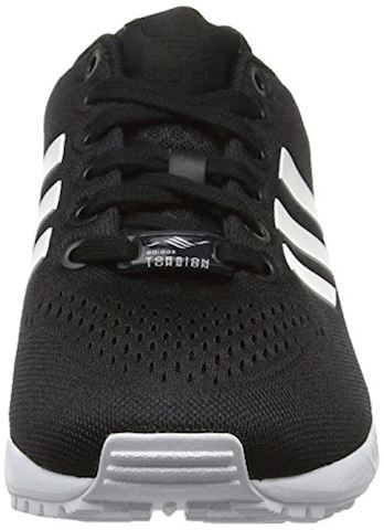 adidas  ZX FLUX EM  women's Shoes (Trainers) in black Image 4