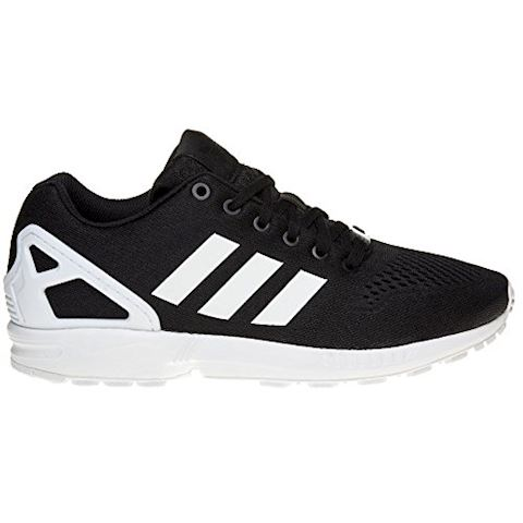 adidas  ZX FLUX EM  women's Shoes (Trainers) in black Image 9