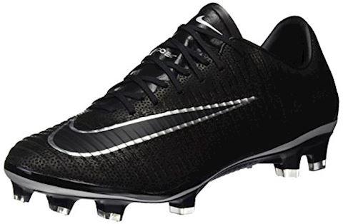 Nike Mercurial Vapor XI Leather FG Tech Craft Pack 2.0 - Black/Metallic Silver