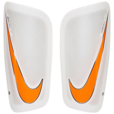 Nike Mercurial Lite Football Shinguards - White