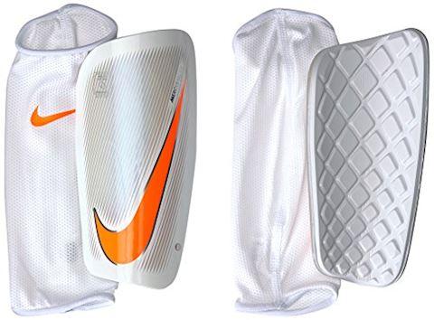 Nike Mercurial Lite Football Shinguards - White Image