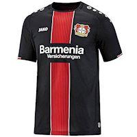 d70dd0ea9 Jako Bayer Leverkusen Kids SS Home Shirt 2018 19
