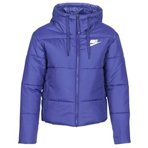 Nike  SHORT SPORT  women's Jacket in Blue Image