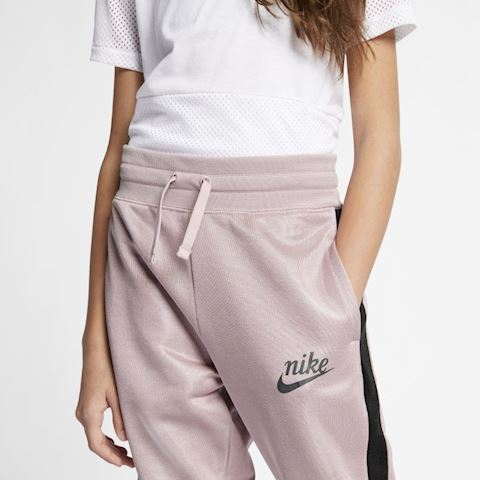 Nike Sportswear Older Kids' (Girls') Fleece Trousers - Purple Image 5
