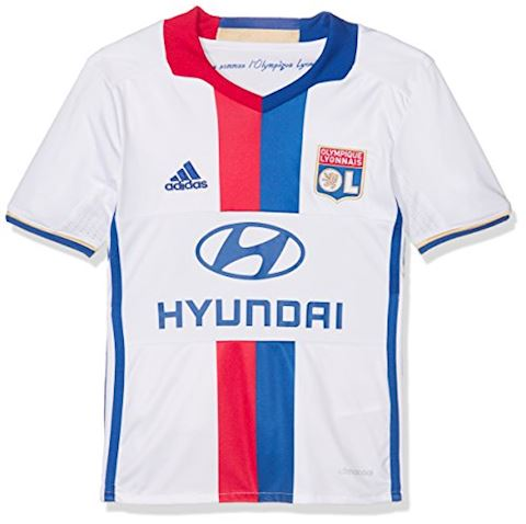 adidas Lyon Kids SS Home Shirt 2016/17 Image