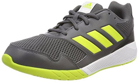 adidas  ALTARUN K  boys's Shoes (Trainers) in Grey Image