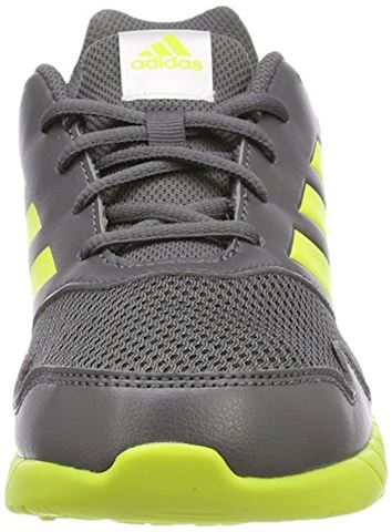 adidas  ALTARUN K  boys's Shoes (Trainers) in Grey Image 4