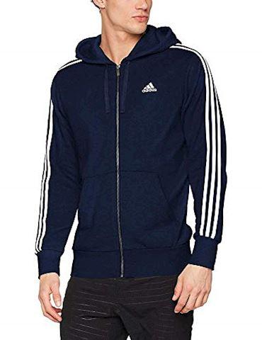 adidas Essentials 3-Stripes Hoodie Image 4