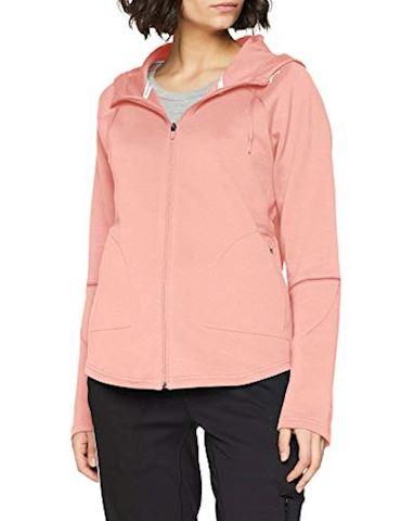 6c30379b93 Puma EVOSTRIPE MOVE HOODY JACET women's Sweatshirt in Pink