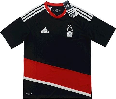 adidas Nottingham Forest Kids SS Away Shirt 2016/17 Image