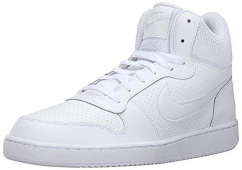 NikeCourt Borough Mid Men's Shoe - White Image