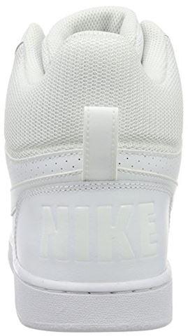 NikeCourt Borough Mid Men's Shoe - White Image 2