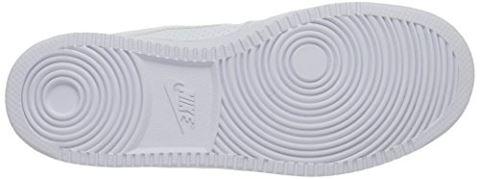 NikeCourt Borough Mid Men's Shoe - White Image 3