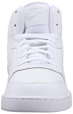 NikeCourt Borough Mid Men's Shoe - White Image 4