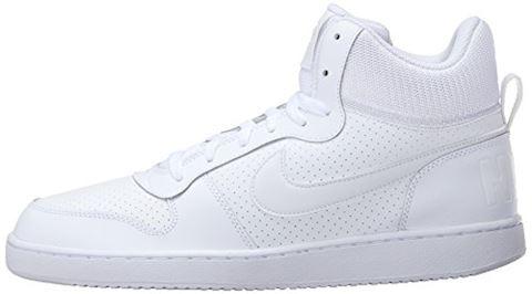 NikeCourt Borough Mid Men's Shoe - White Image 5