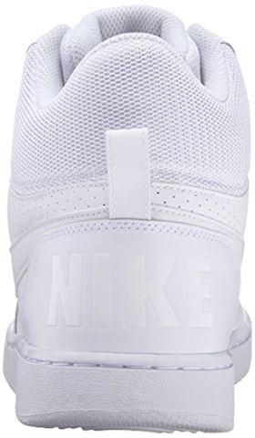 NikeCourt Borough Mid Men's Shoe - White Image 9
