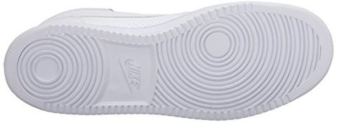 NikeCourt Borough Mid Men's Shoe - White Image 10