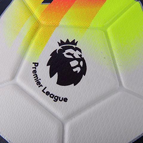 Nike Strike Premier League Football - White Image 4