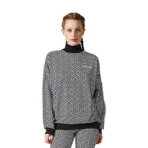 adidas Allover Print Sweatshirt Image