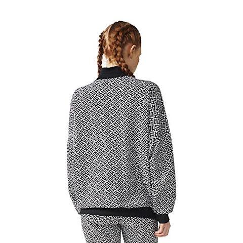 adidas Allover Print Sweatshirt Image 3