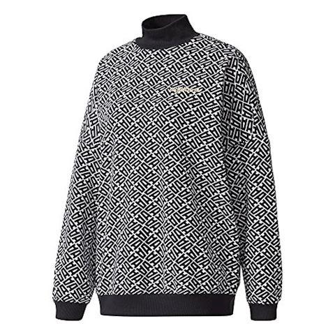 adidas Allover Print Sweatshirt Image 4