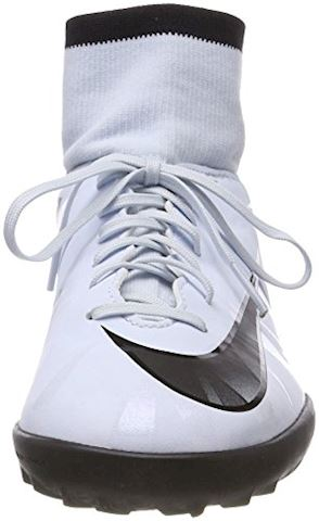 Nike Jr. MercurialX Victory VI Dynamic Fit CR7 Younger/Older Kids'Artificial-Turf Football Shoe - White Image 4
