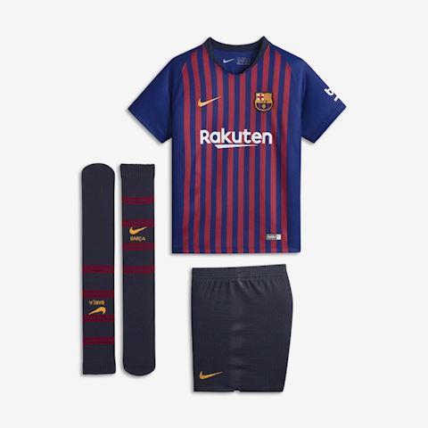 Nike Barcelona Kids SS Home Mini Kit 2018/19 Image