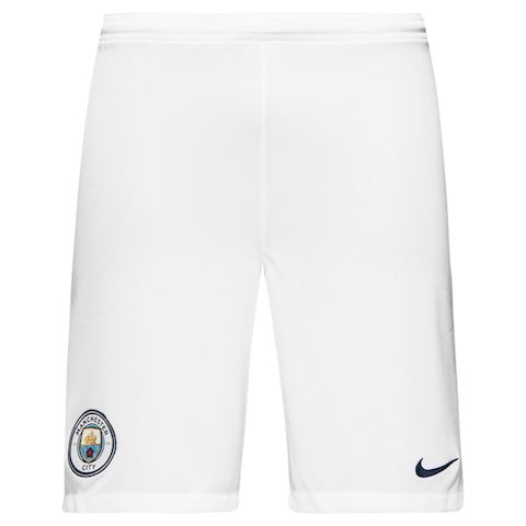Nike Manchester City Kids Home Shorts 2017/18 Image