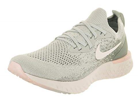 Nike Epic React Flyknit Women's Running Shoe - Silver Image