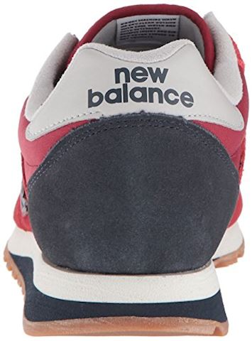 New Balance  U520  women's Shoes (Trainers) in Red Image 2