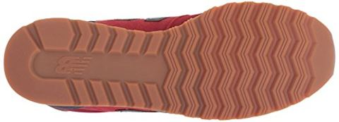 New Balance  U520  women's Shoes (Trainers) in Red Image 3