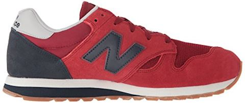 New Balance  U520  women's Shoes (Trainers) in Red Image 6