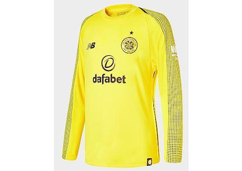 online store 321b9 f6988 New Balance Celtic Mens LS Goalkeeper Home Shirt 2018/19
