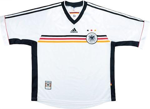 adidas Germany Kids SS Home Shirt 1998 Image