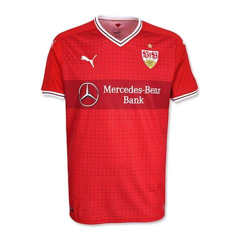 Puma Stuttgart Mens SS Away Shirt 2017/18