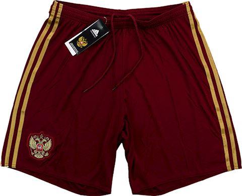 adidas Russia Mens Home Shorts 2016 Image
