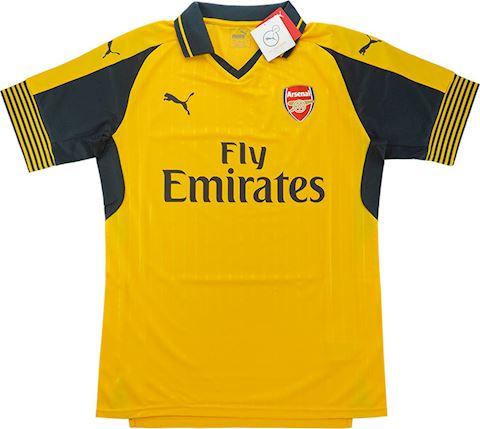 Puma Arsenal Mens SS Player Issue Away Shirt 2016/17 Image 3