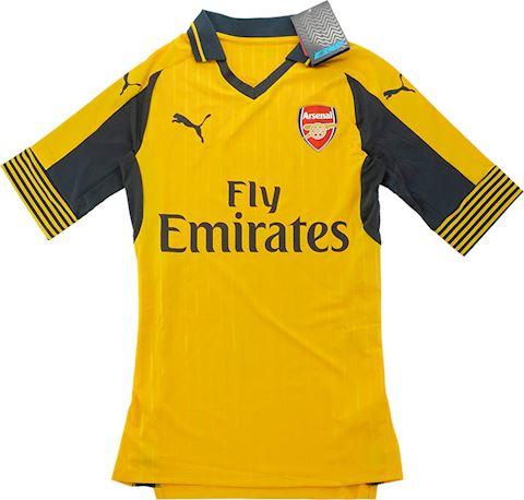 Puma Arsenal Mens SS Player Issue Away Shirt 2016/17 Image 5