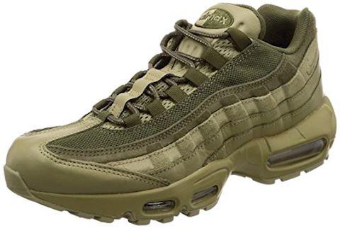 Nike Air Max 95 Premium Men's Shoe - Olive Image