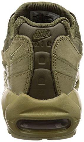 Nike Air Max 95 Premium Men's Shoe - Olive Image 2